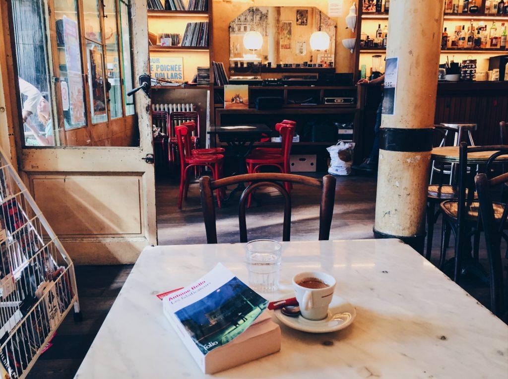 Café de la Concorde, Toulouse, Ymum, bistrot