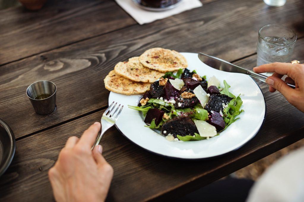 Une assiette Bowl Vegan pour manger bio et sain