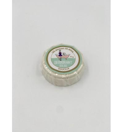Déodorant naturel : Savon de Soya, sans bicarbonate et sans huiles essentielles